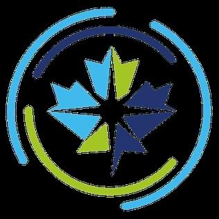 加拿职图标